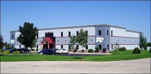 PTI & CleanFreak Warehouse and offices located in Appleton, Wisconsin.