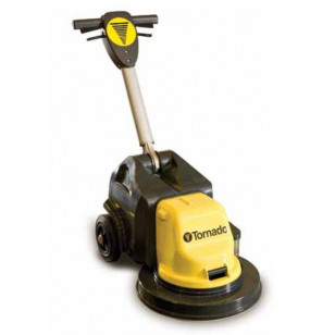 Tornado® Battery Glazer 17 inch Floor Burnisher