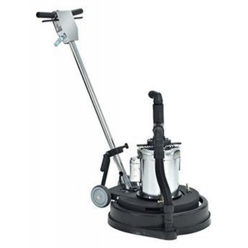 Hawk 17 inch floor sanding machine recovery system for 15 inch floor buffer