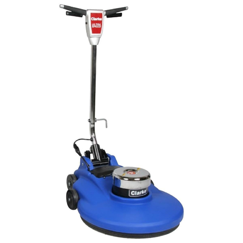 Clarke high speed floor buffer with dust control for Floor buffer