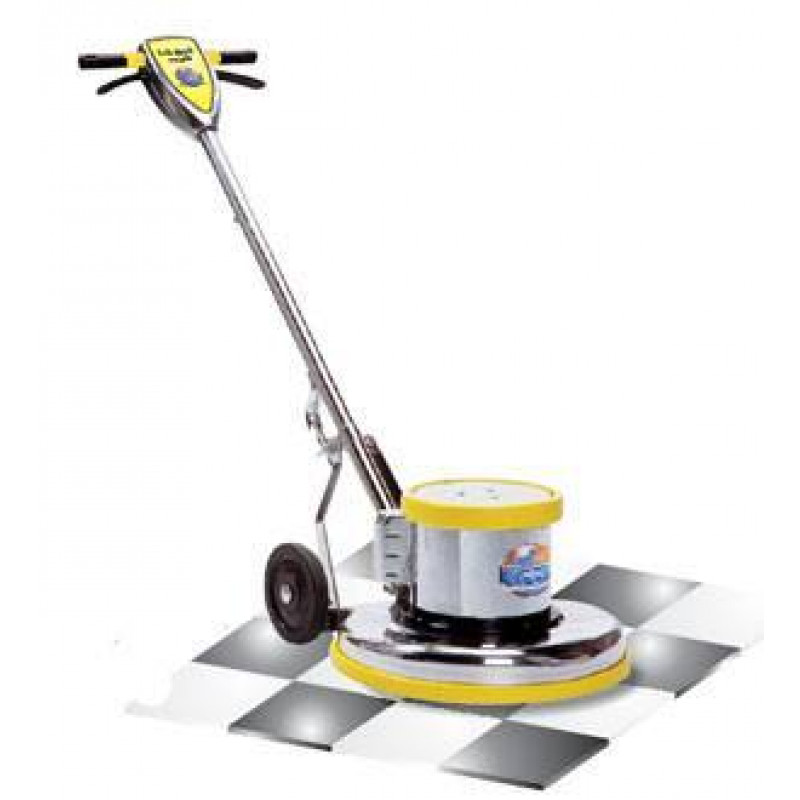 Mercury 20 inch heavy duty floor scrubber 1 5 hp motor for Floor scrubber