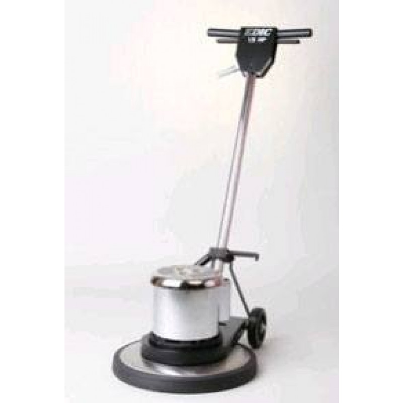 17 inch edic low speed floor scrubbing swing machine for 13 inch floor buffer