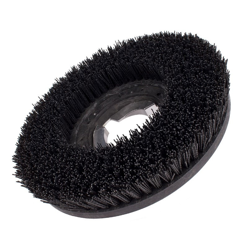 15 inch floor buffer scrub brush with grit for 15 inch floor buffer