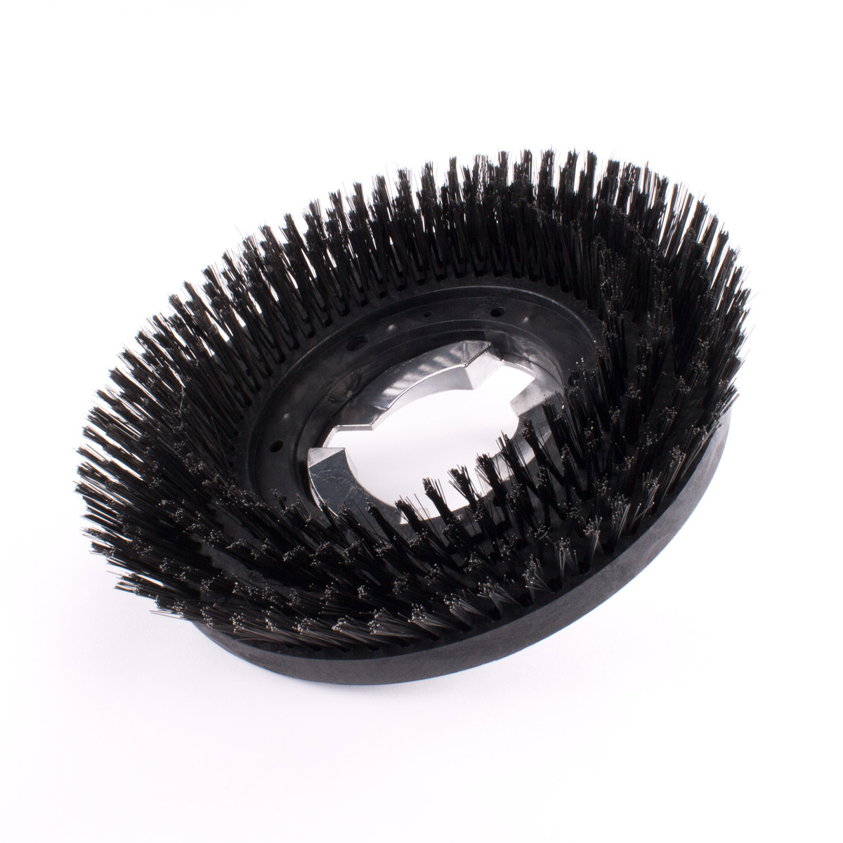 15 Inch Aggressive Wire Floor Scrubbing Brush Fits