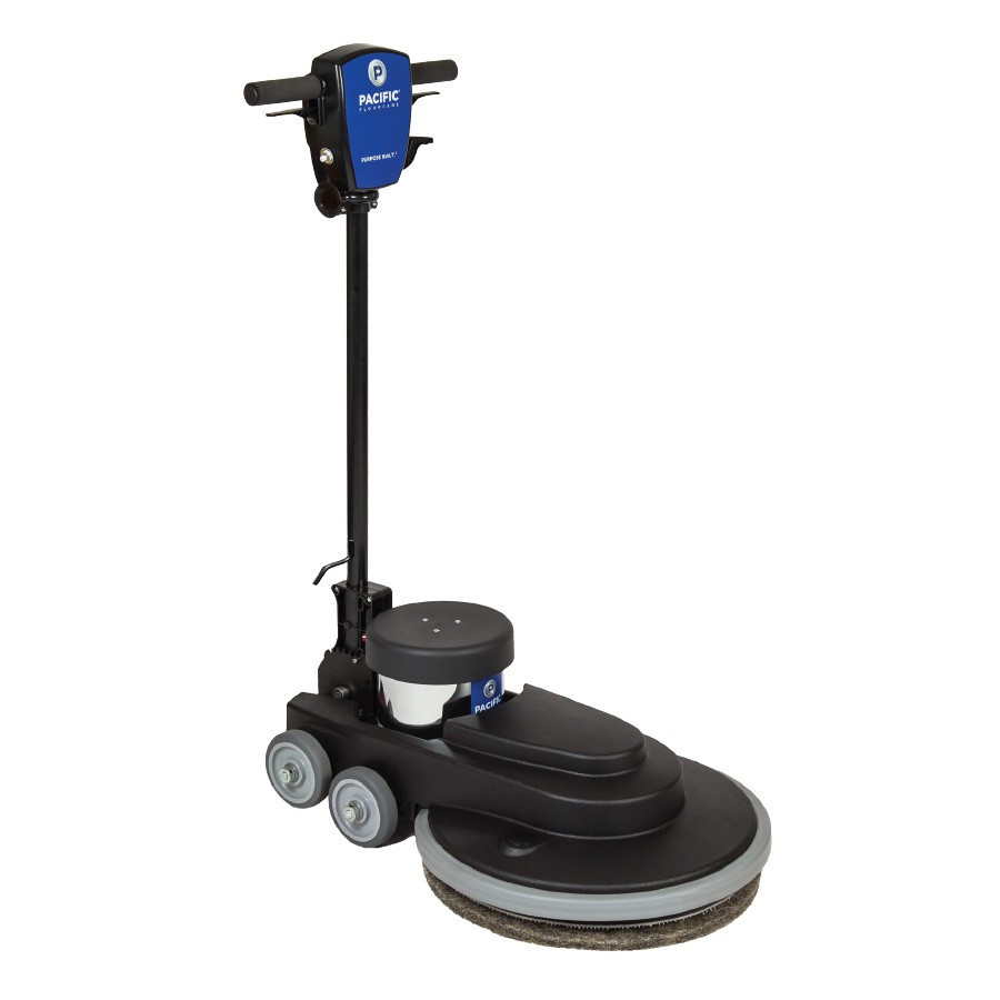 Pacific floorcare 1500 rpm high speed floor burnisher for 12 floor buffer