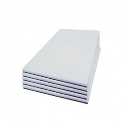 Rectangular Melamine Floor Cleaning Pads -  18