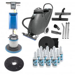 Commercial Tile Floor Stripping Combo Package