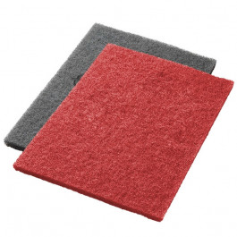 Twister™ 400 Grit Red Rectangular Diamond Concrete Prep Pads