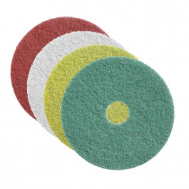 Starter Pack of Twister™ Diamond Concrete Prep Pads