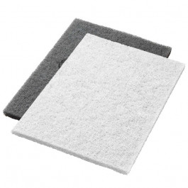 Twister™ 800 Grit White Rectangular Diamond Concrete Prep Pads