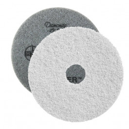 Twister™ 800 Grit Round White Diamond Concrete Prep Pads