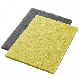 Twister™ 1500 Grit Yellow Rectangular Diamond Concrete Prep Pads