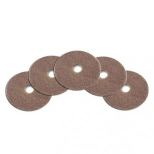 20 inch Champagne Burnishing Pads