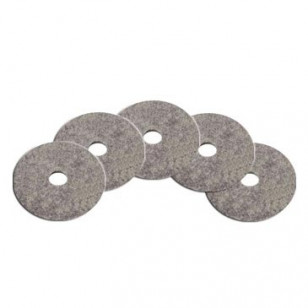 20 inch Hair Embedded Polishing Pad