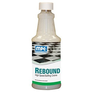 Rebound High Speed Floor Burnishing Creme