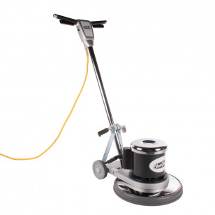 CleanFreak® 20 inch Rotary Floor Buffer w/ Pad Driver - 1.5 HP Model