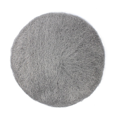 17 inch Jumbo Steel Wool Floor Pad