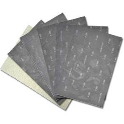 "14"" x 20"" Floor Sanding Screens for Orbital Floor Machines (60, 80, 100, 120 & 150 Grit) - Case of 10"