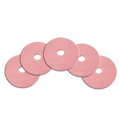27 inch Pink Eraser High Speed Floor Pad