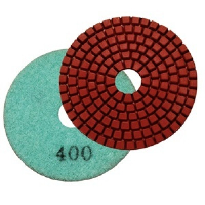 Diamond Resin Disks - Concrete Polisher - 400 Grit