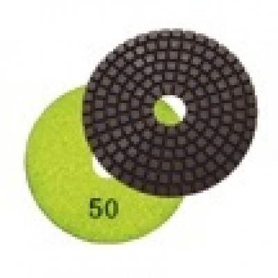 Diamond Resin Disks - Concrete Polisher - 50 Grit