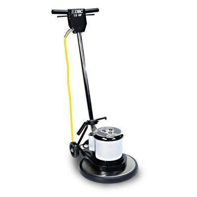 Side-to-Side Floor Buffer Scrubber