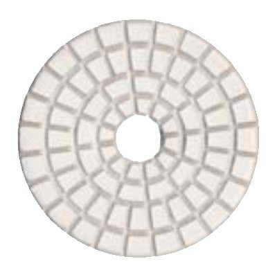 Marble Resin Diamond Refinishing Discs - 800 Grit