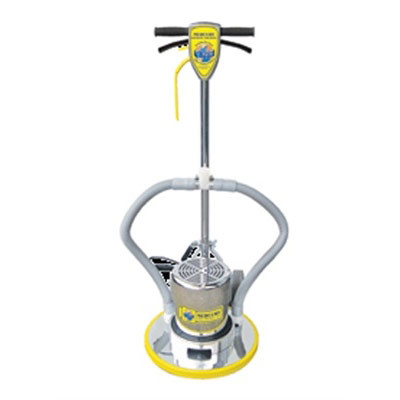 "Mercury Hercules 17"" Sealed Wood Floor Sanding Machine with Vacumm Kit"