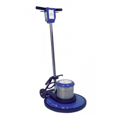 "NaceCare 20"" Carpet Scrubbing & Hard Floor Buffer w/ Pad Holder"
