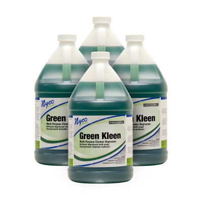 Green Kleen Heavy Duty Floor Degreaser