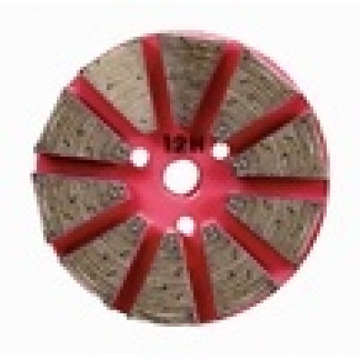 Xtralife Concrete Diamond Cutters - 12 Grit