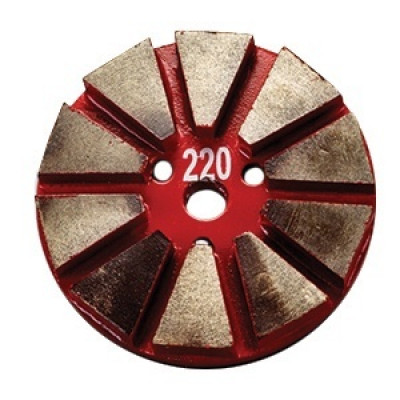 Xtralife Concrete Diamond Cutters - 220 Grit