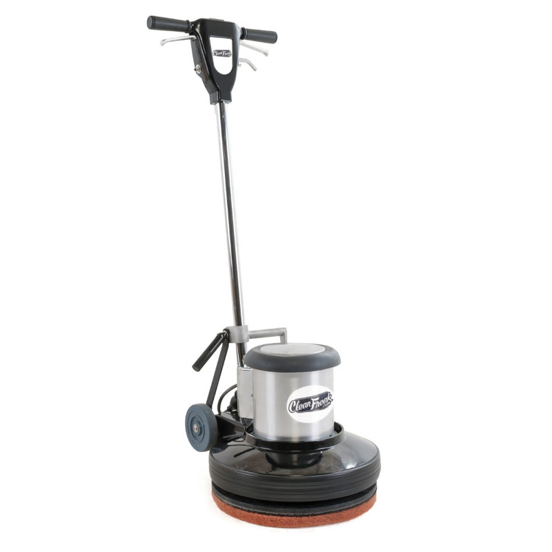 Cleanfreak 17 inch floor buffer 1 5 hp model for 13 inch floor buffer