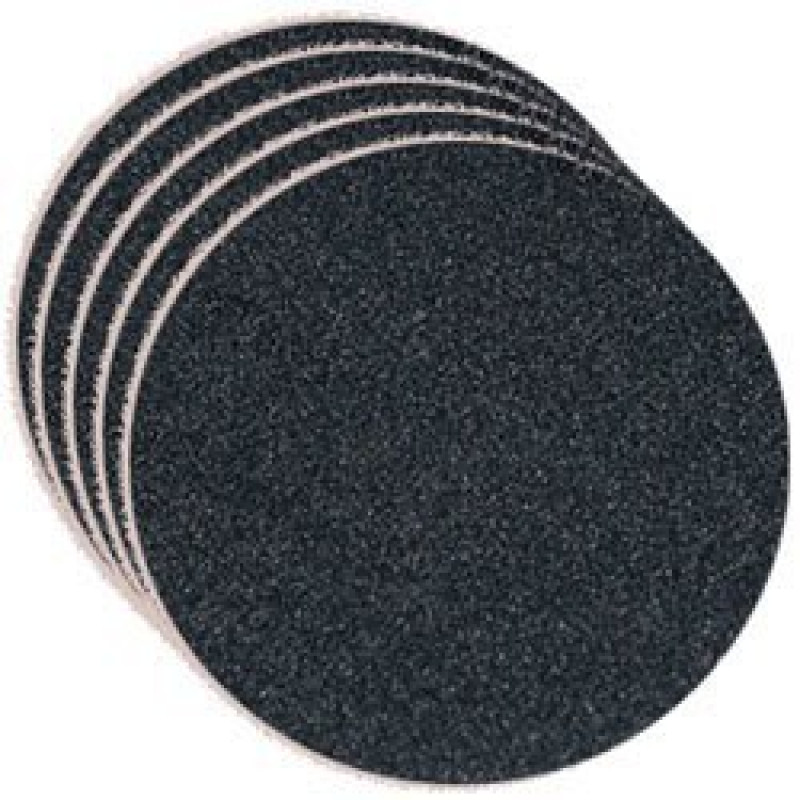 6 5 Quot Sandpaper Sheets 36 Grit For Use With The 17