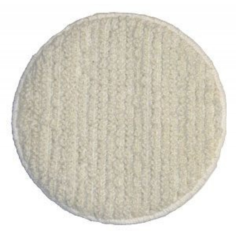 Oreck Terry Cloth Wood Floor Buffing Bonnet 12 Round