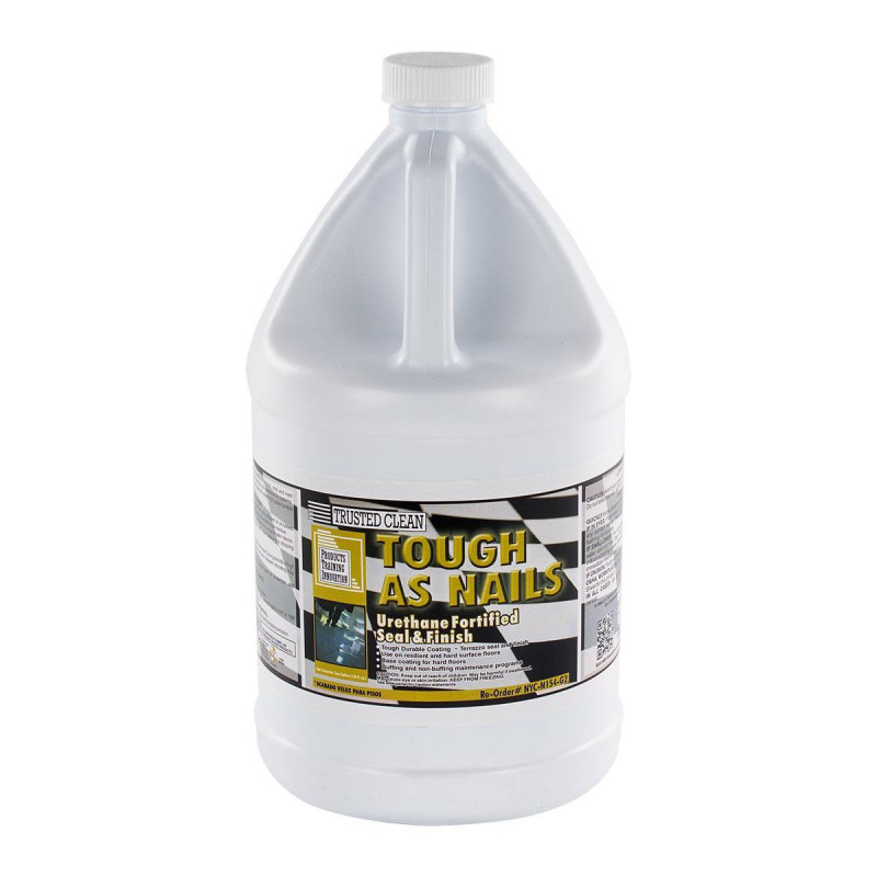 Buy Trusted Clean Tough As Nails Urethane Floor Finish