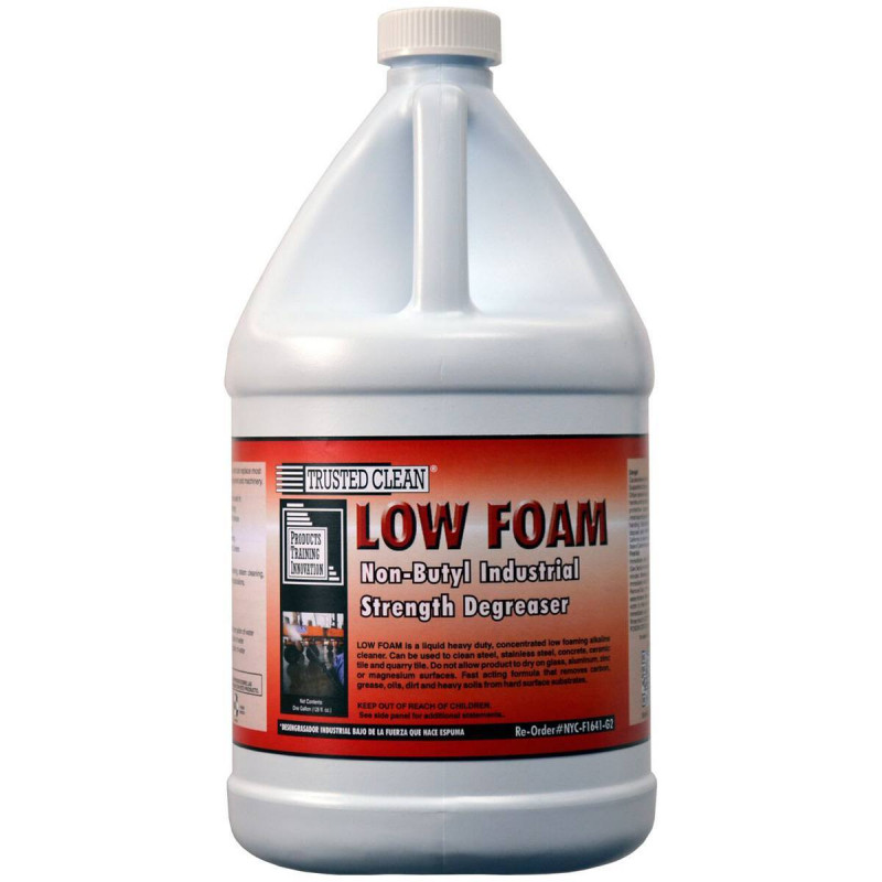 Low Foaming Floor Degreasing Solution Trusted Clean 4