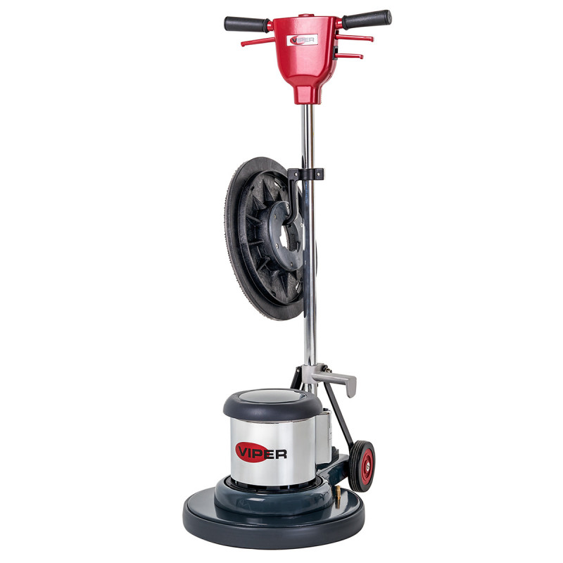 Viper 17 Floor Buffer Polisher W Pad Holder