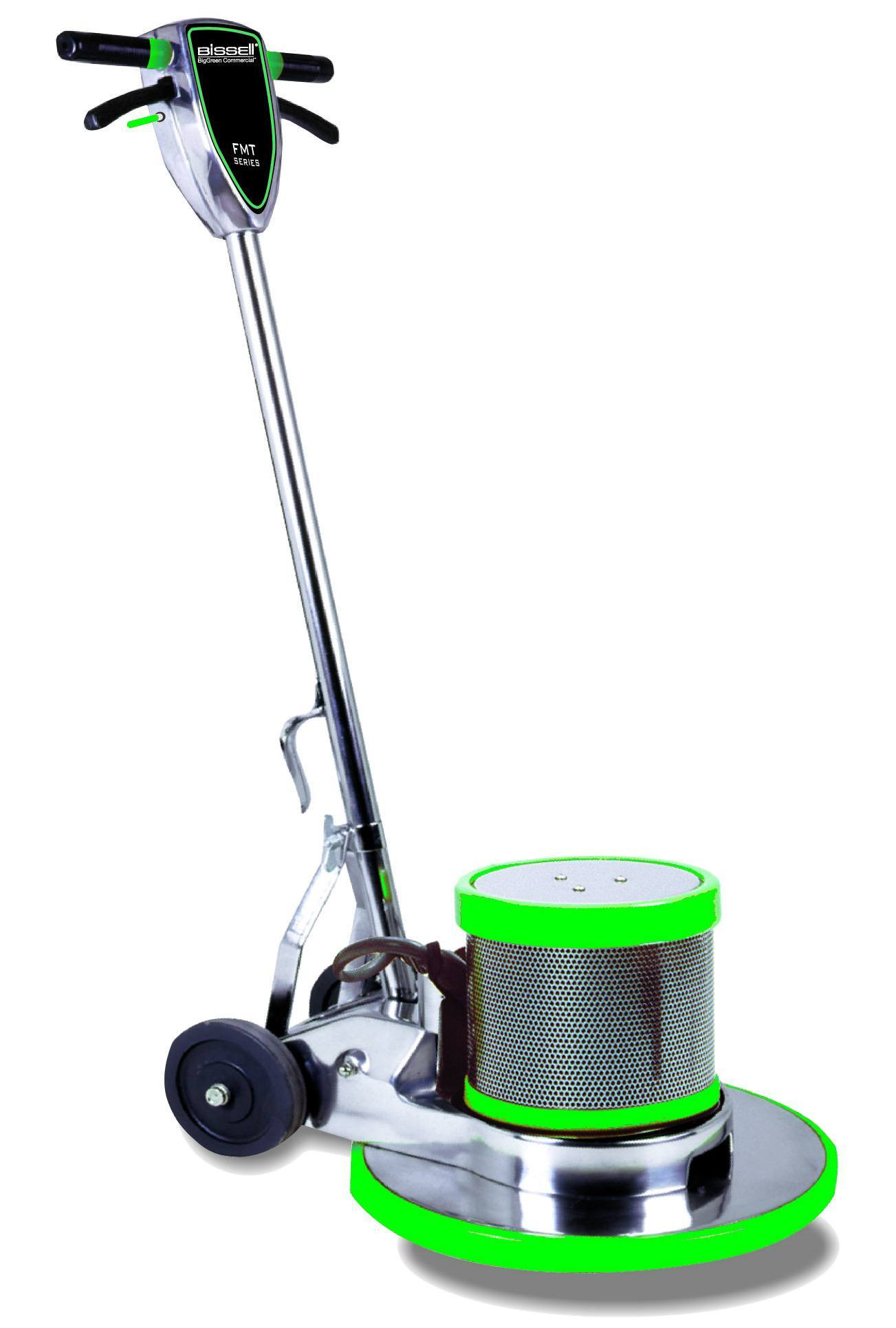 13 inch bissell carpet scrubber floor buffer for Floor polisher