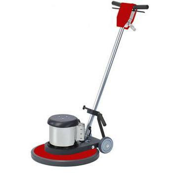 Hawk 17 electric rotary floor buffing machine for 13 inch floor buffer