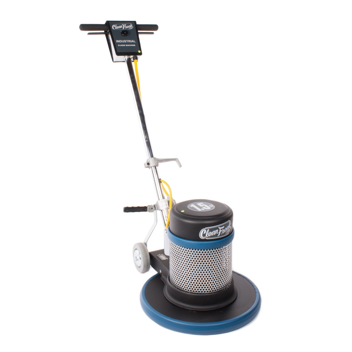 Cleanfreak 17 inch carpet scrubbing floor buffer machine for 15 inch floor buffer