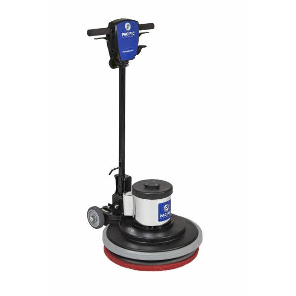 17 inch pacific floorcare dual speed floor scrubber buffer for 15 inch floor buffer