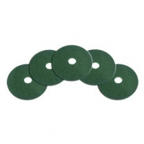 13 inch Green Heavy Floor Cleaning Pads