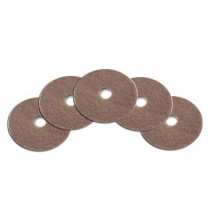 15 inch Champagne Burnishing Pads