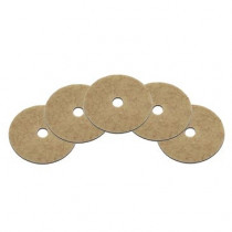 Case of 24 inch Natural Coconut High Speed Pad