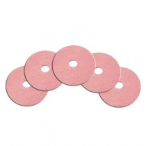 28 inch Pink Aggressive Burnishing Pad