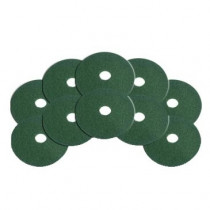 6.5 inch Green Deep Cleaning Pads