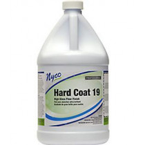 Hard Top Coat Durable Floor Finish Wax
