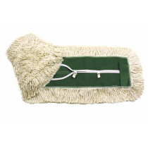 60 inch MaxiDust Conventional Natural Cotton Cut End Dusting Mop