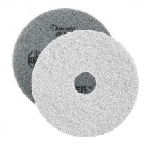 "White Twister™ Diamond Concrete Prep Pads - 800 Grit - Round (10"" - 28"")"